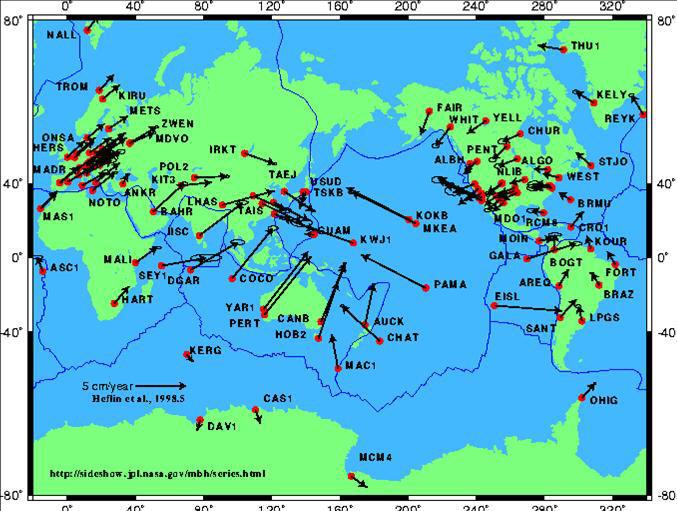 Neotektonicke A Recentni Pohyby A Jejich Podil Na Utvareni Georeliefu